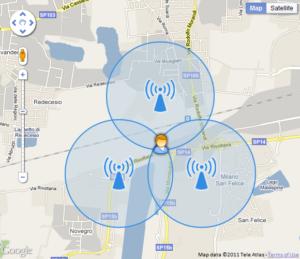 Localizzare dispositivi Android