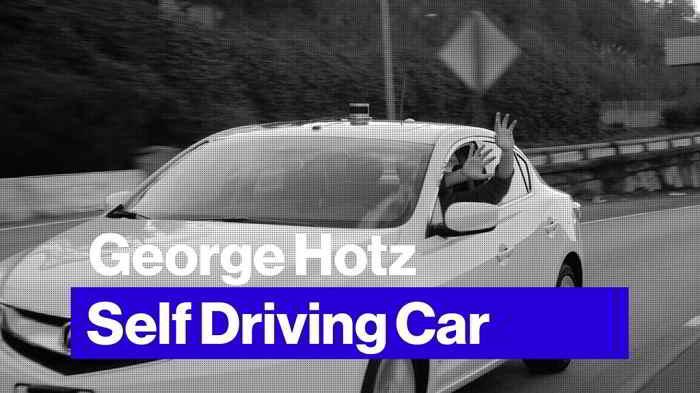Hotz: sulla strada con il sistema di guida automatica da 999 dollari