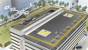 Uber: i taxi dei cieli nel 2020 nei cieli delle città