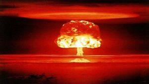 Effetti e danni di una bomba atomica