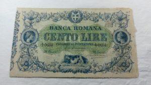 Riassunto dello scandalo della banca romana