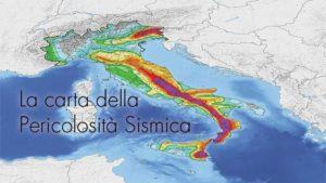 carta sismica italiana