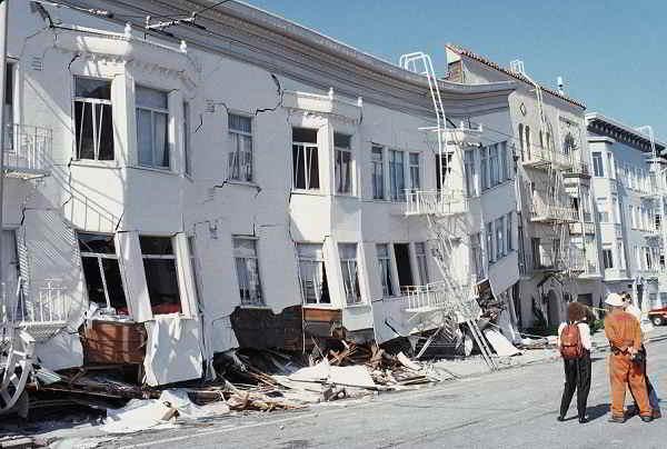 Come salvarsi dal terremoto