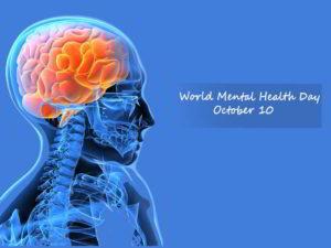 10 ottobre - giornata sulla salute mentale