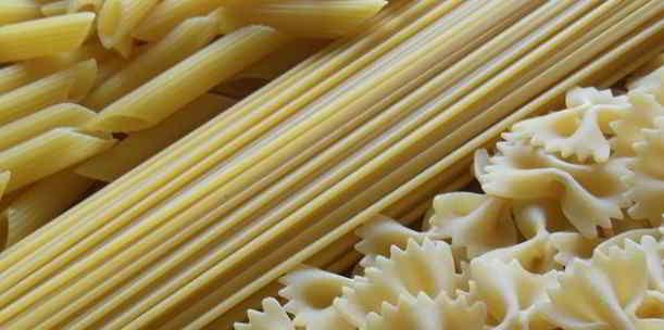 pasta con oli minerali