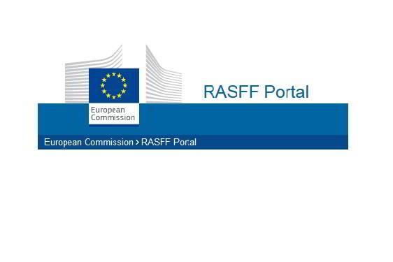 RASFF cos'è e dcome funziona