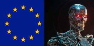 Le norme di diritto civile sulla robotica per il parlamento europeo