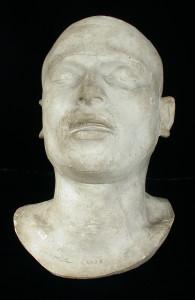 Calco della testa di Giorgio Orsolano