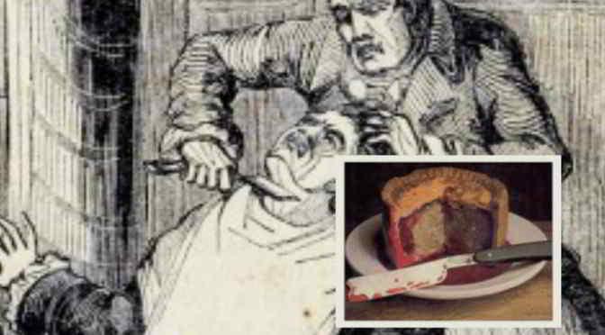 Sweeney Todd, il serial killer barbiere londinese
