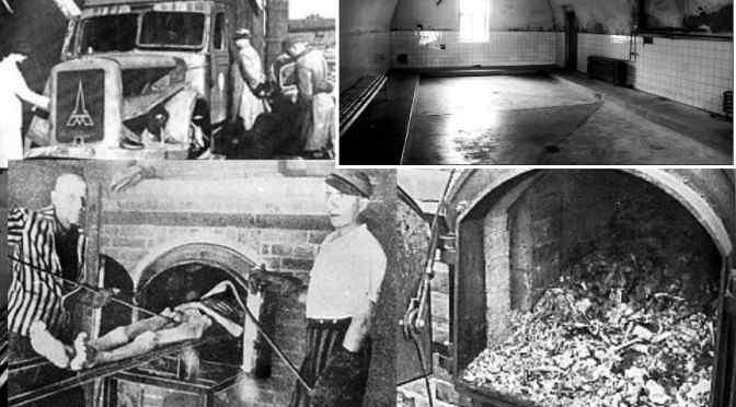 Le Camere A Gas Nei Campi Di Concentramento Nazisti Storia E