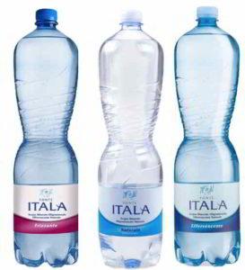 Acqua minerale Fonte Itala ritirata dal mercato per rischio chimico