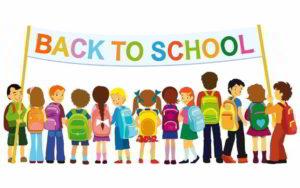 Inizio anno scolastico 2018 - 2019 - riflessioni