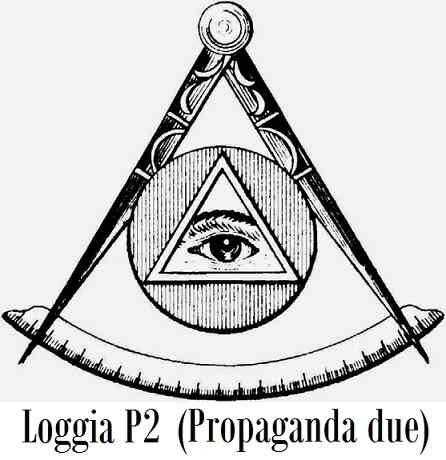 La lista degli iscritti alla loggia P2