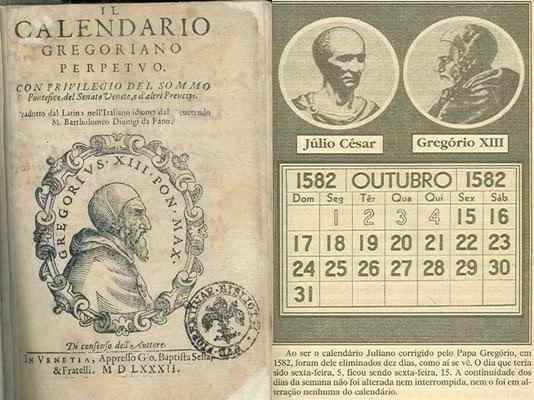 Il calendario Gregoriano: origini e storia