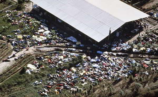 La storia del suicidio di massa di Jonestown