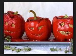 Ricetta di halloween semplice da preparare: le lanterne ripiene