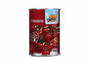 Pomodorini decò ritirati dal mercato