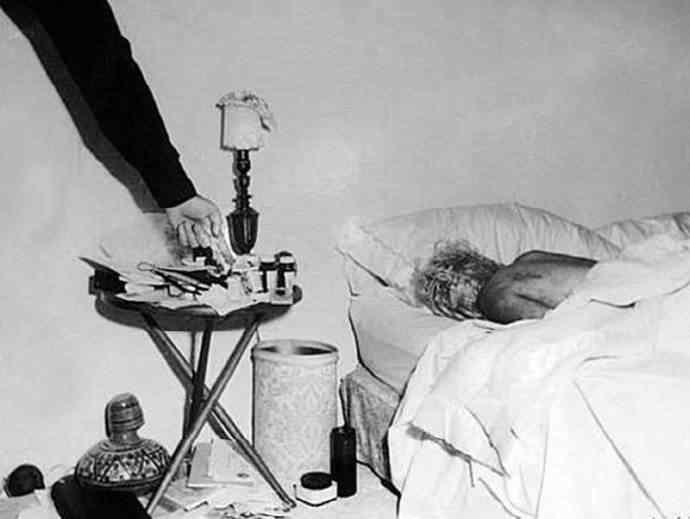 Marilyn Monroe: la storia e le foto inedite della morte della diva di Hollywood