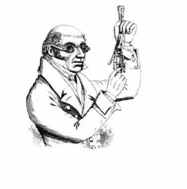 Dr. Robert Knox c. 1830