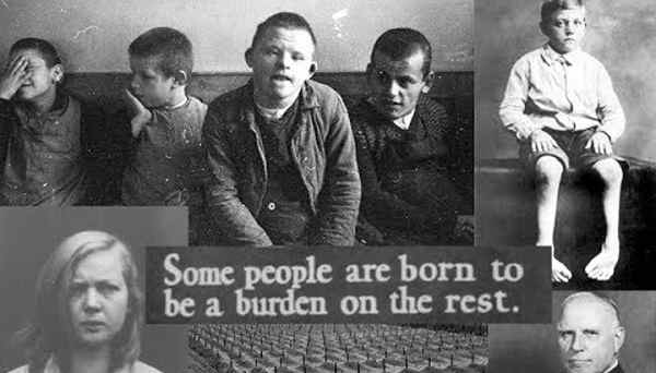 AKTION T4: le vittime italiane dell'eugenetica nazista
