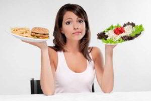 OMS: i consigli per una dieta sana per il 2019