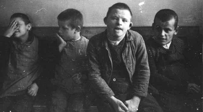 AKTION T4: il programma nazista per eliminazione dei disabili