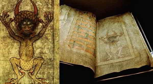 Codex Gigas o la bibbia del diavolo