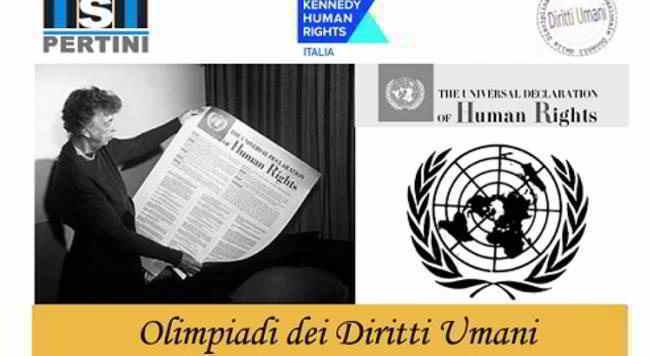 La secondo edizione delle olimpiadi dei Diritti Umani
