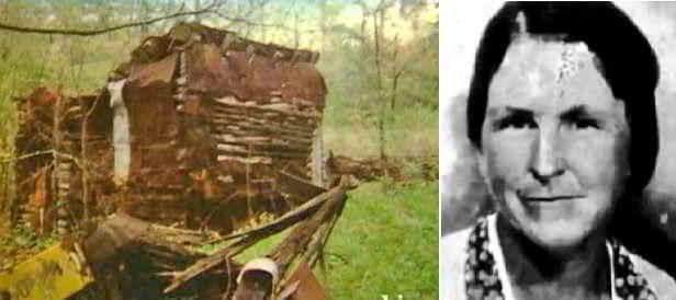 Henry Lee Lucas: la madre e la sua casa d'infanzia