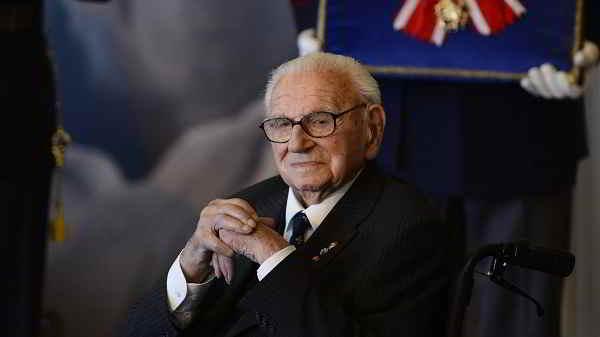 Nicholas Winton: salvò 699 ebrei dai campi di concentramento nazisti