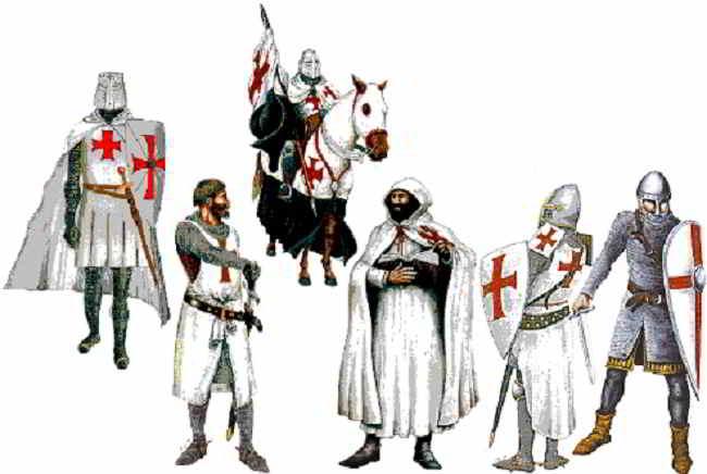 I Cavalieri Templari: i monaci soldati
