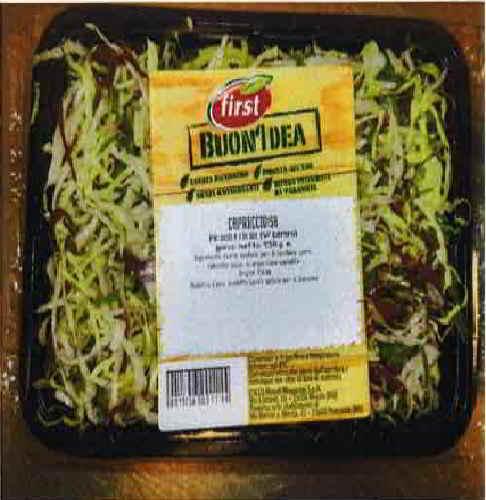 Listeria monocytogenes in insalata, ritirata dal commercio: rischio microbiologico