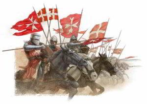 I Cavalieri Ospitalieri, monaci soldati e medici: la loro storia