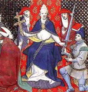 Il riassunto delle crociate in terrasanta