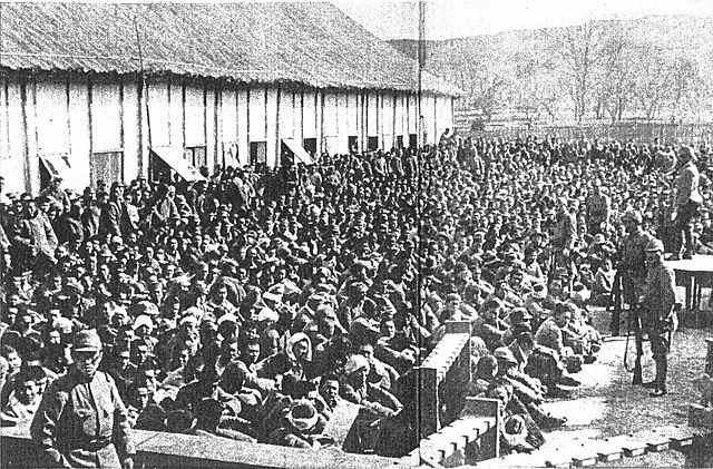 Il massacro di Nanchino: il crimine di guerra giapponese