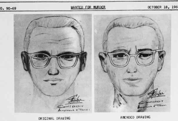 Zodiac: il serial killer USA enigmista