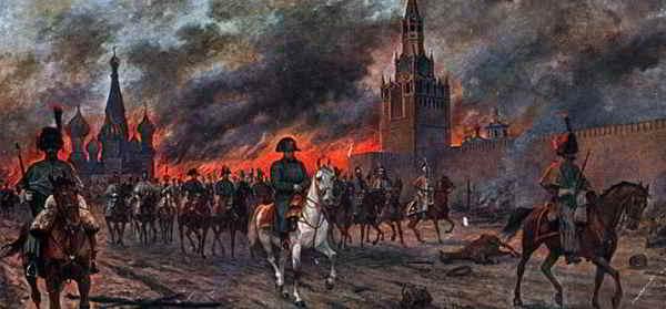 La campagna di Russia di Napoleone: l'impresa sciagurata del generale Francese