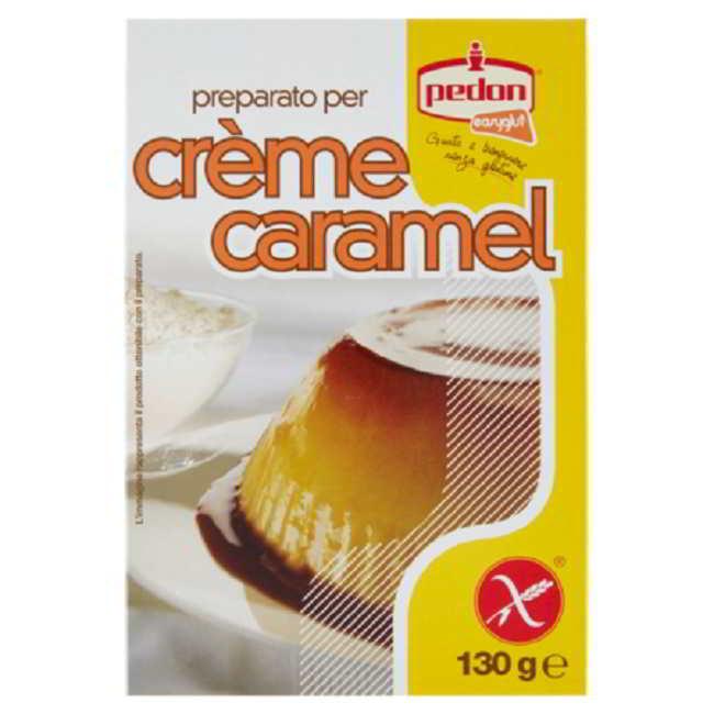 polvere per creme caramel pedon ritirata per allergene non dichiarato
