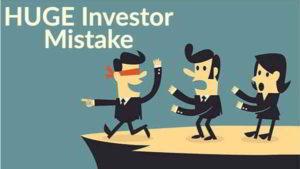 Gli errori comuni degli investitori online
