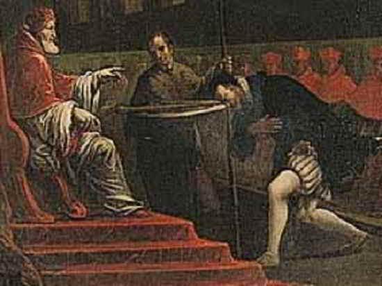 Pier Luigi Farnese: il figlio di Papa