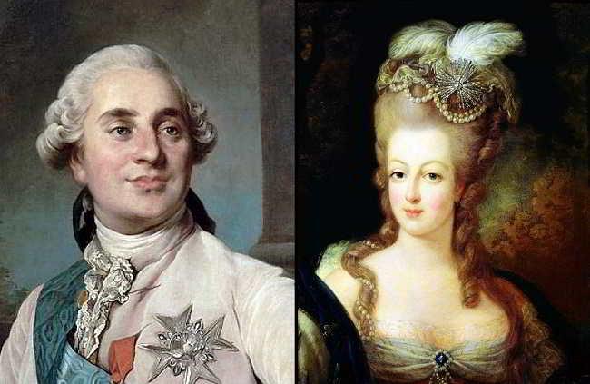 Luigi XVI re di Francia e Maria Antonietta: gli ultimi giorni nella regia di Versailles
