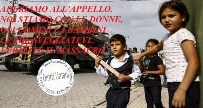 24 ottobre: Giornata dell'ONU, le iniziative nella scuola contro la guerra in Siria