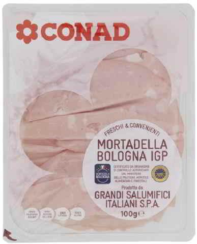 Conad: mortadella Bologna IGP ritirata dal commercio per Listeria
