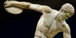 le origini delle olimpiadi