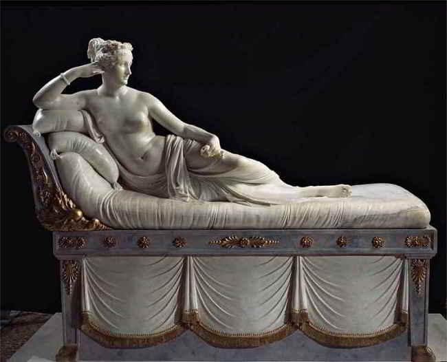Paolina Bonaparte: breve biografia della sorella di Napoleone