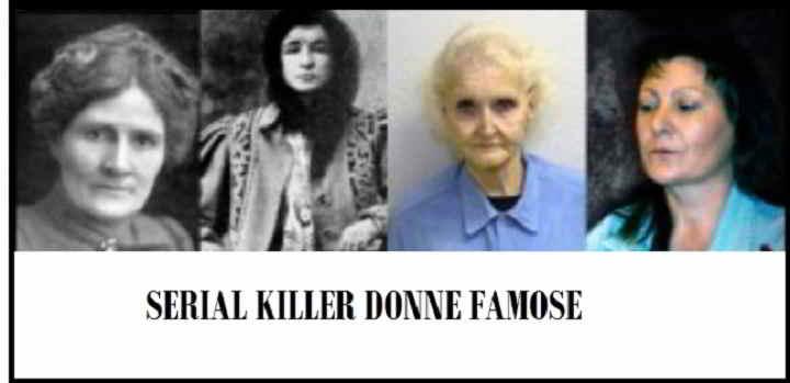 serial killer donne famose