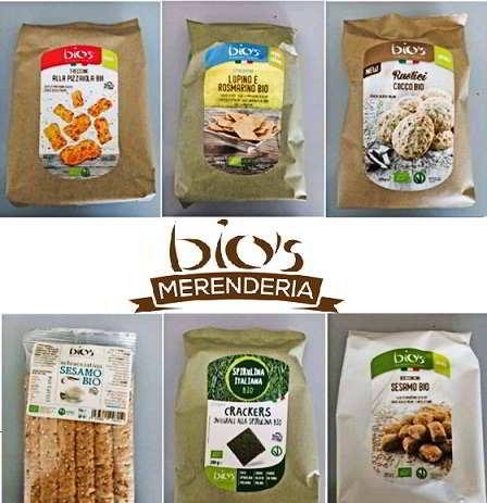 Bio's merenderia allergene non dichiarato sei prodotti ritirati dal commercio