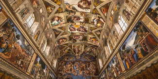 La Cappella Sistina: la storia della volta più bella del mondo