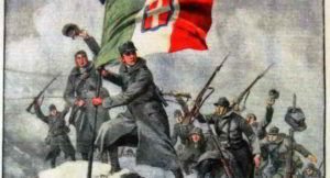 Prima guerra mondiale: la vittoria dell'Italia dopo Caporetto