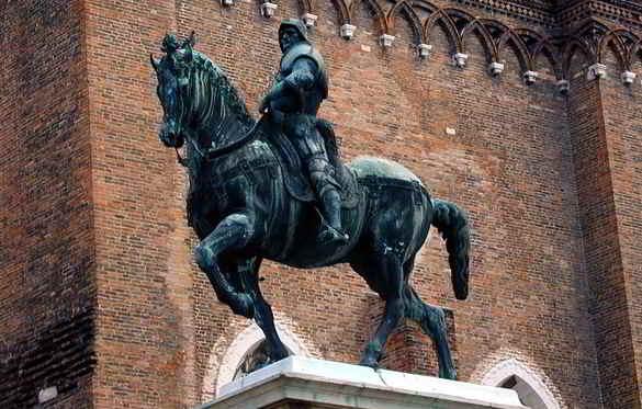 Bartolomeo Colleoni: biografia di un mitico capitano di ventura